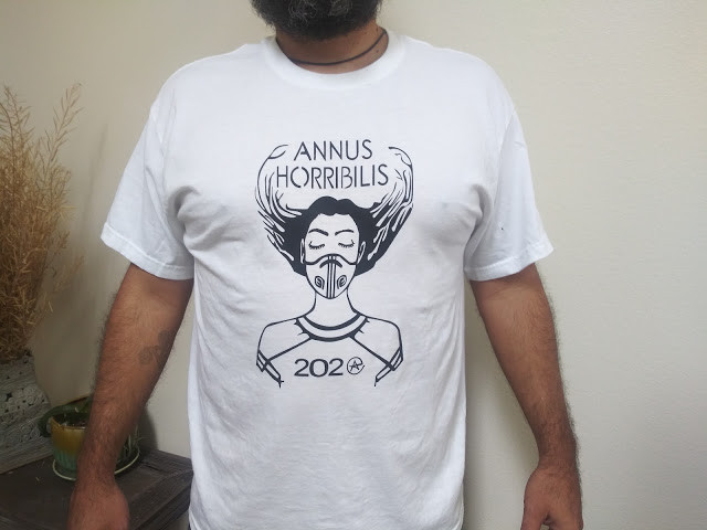 horrible year shirt