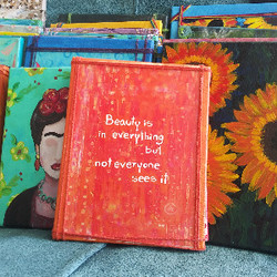 quotes painted by eileenart_e300