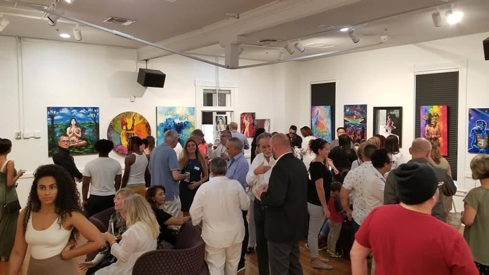 Alive Art Group exhibit 2 ea-art com