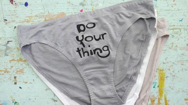 Womens Underwear-Funny Panties Underwear-Anniversary Gift-Bachelorette B