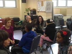 Julie Kline Intergenerational Workshop - Penn South