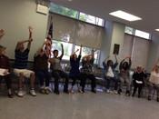 Julie Kline Intergenerational Workshop - Queensview NORC