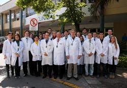 Equipe de reumatologia
