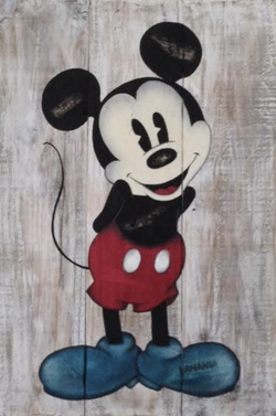Mickey charmeur