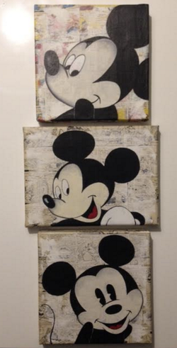 Mickey têtes