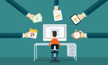 فوائد ومزايا العمل الحر