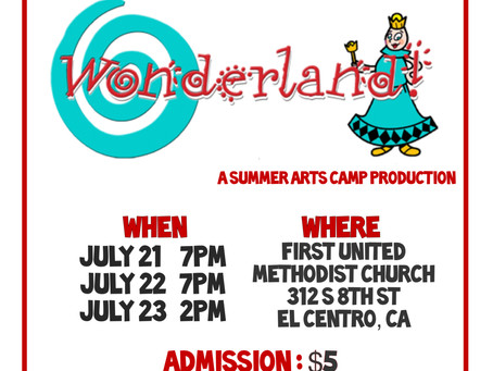 Wonderland! An Unabashed Silly Musical.