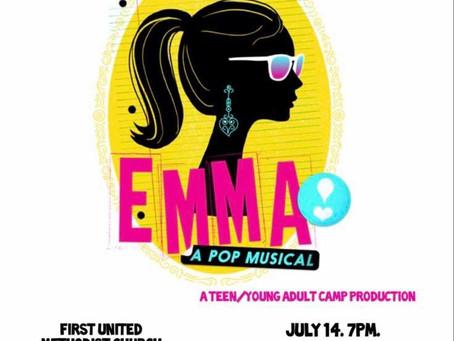 TONIGHT-Emma! A Pop Musical!