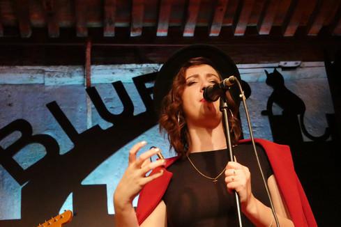 Hall Blues Club avec Elise & The Sugarsweets