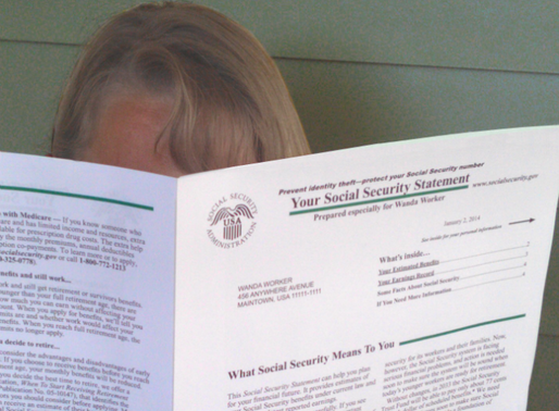 Paper Social Security Benefits Statements Are Back! (sort of….)