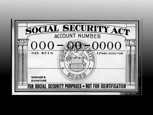 What's In Your Social Security Number?