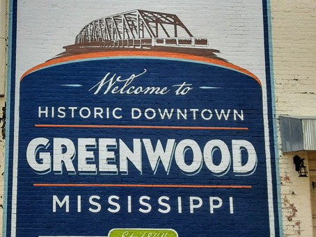 Daytrip: Greenwood, Mississippi