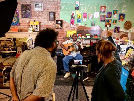 Hosting Arts Across America