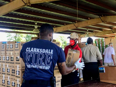 #GoodWork: the CARE Station's Mid-South mobile food pantry