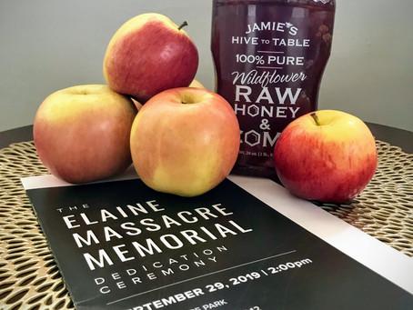 The Elaine Massacre Memorial: a new year