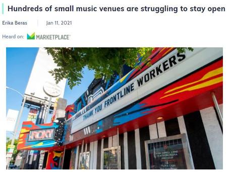 Marketplace & MPB: Next Stop...Clarksdale & our live music ecosystem