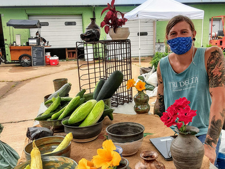 Farmer's Markets in Clarksdale & Lyon