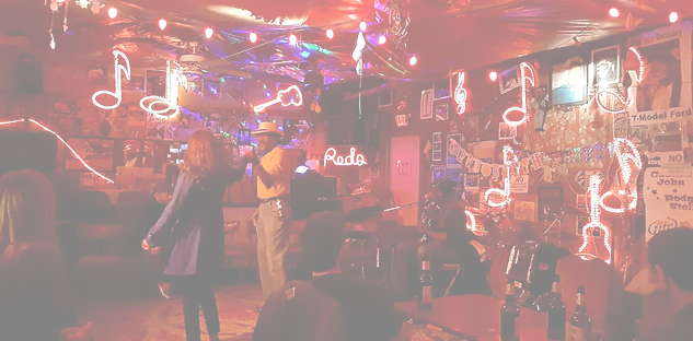 Dancing the Blues Away in Red's Juke Joint, Clarksdale Mississippi (c Shared Experiences USA)