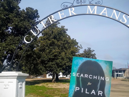 Carnegie Library Book Talks: Searching for Pilar
