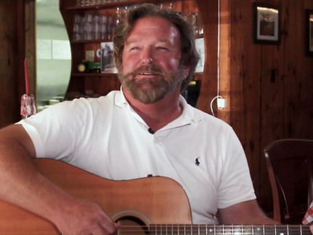 Common threads between music and food: Kathryn's owner & musician John Mohead (video)