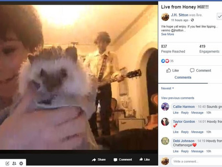 Live From Clarksdale: Knuckles the Hedgehog