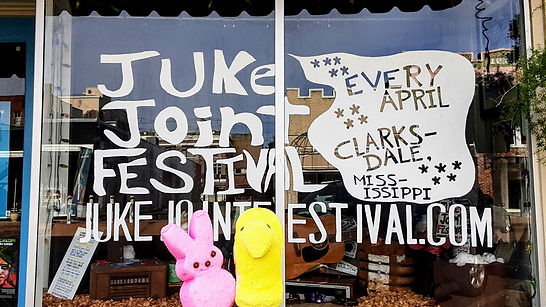 Juke Joint Festival Headquarters | Blues Music Festivals | Peep Tour of Clarksdale, Mississippi (c Shared Experiences USA)