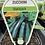 Thumbnail: Courgette Black Jack 9cm