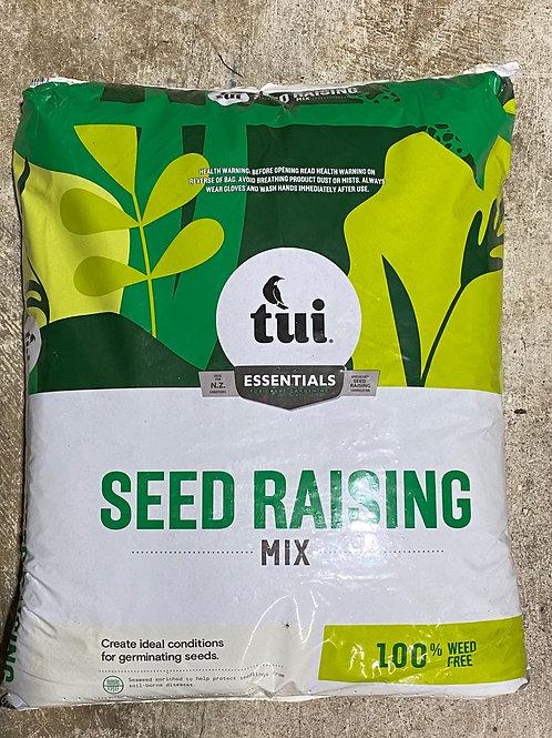 Seed Raising Mix Organic TUI 15L