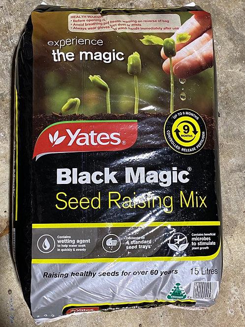 Black Magic seed raising mix 15L