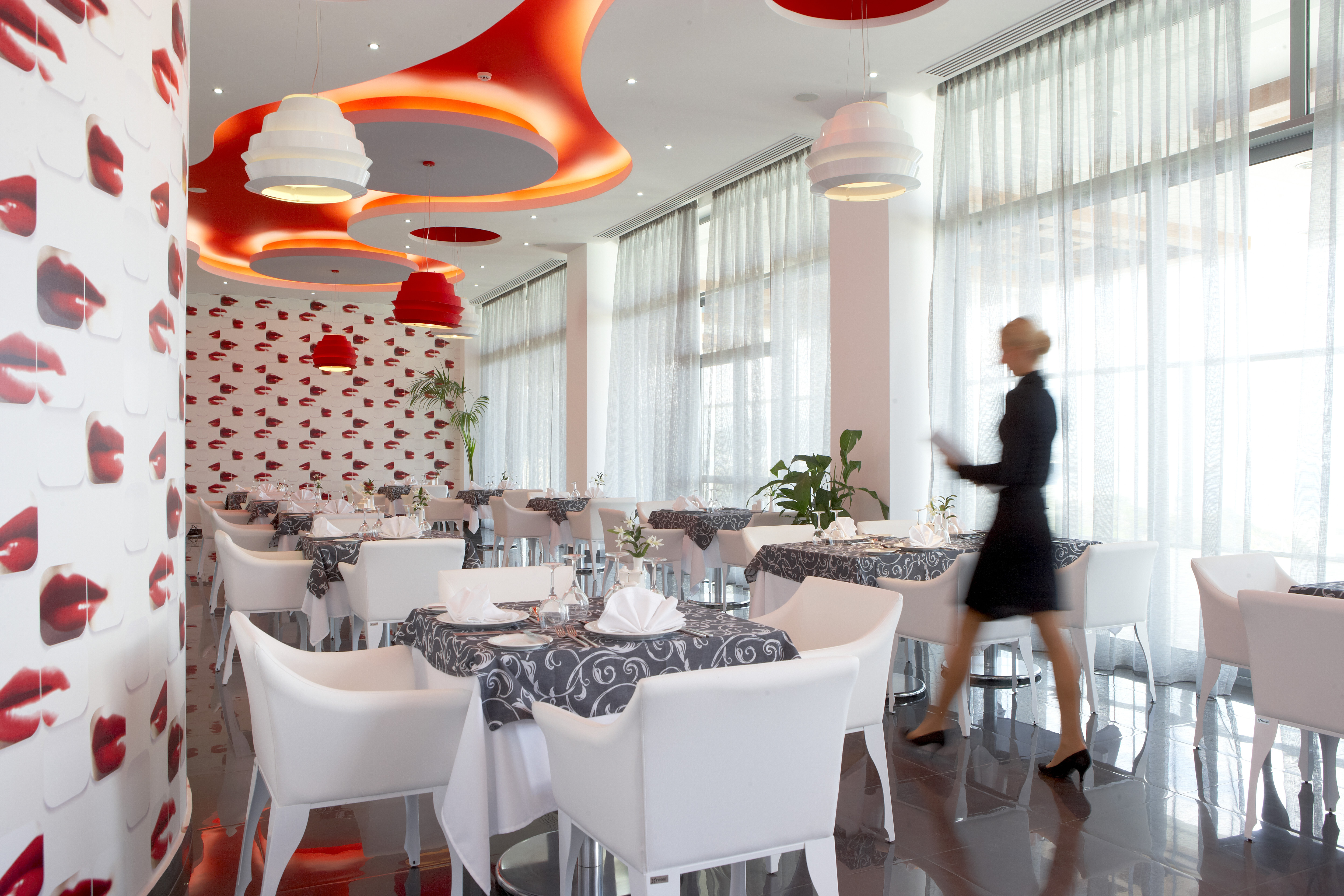 Porfyra gourmet restaurant