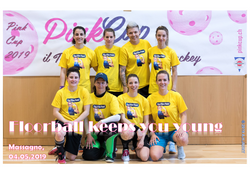 2° Floorball keeps you young