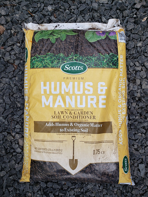 Cow/Humus Compost