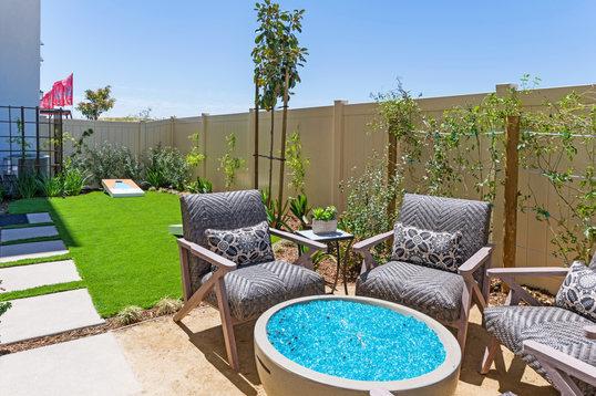 Alay Residence 1 Backyard