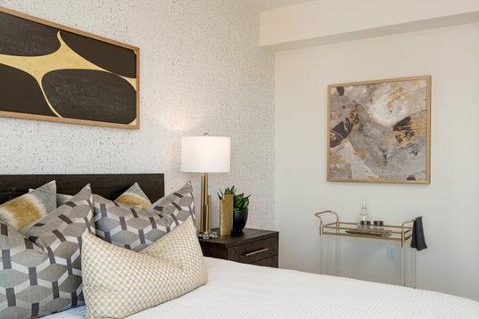 Suwerte Residence 6 Master Bed Zoom