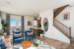 Suwerte Residence 3 Living Room