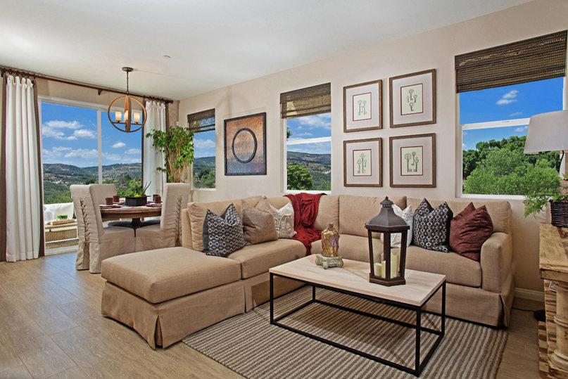 Tosara Residence 1X Sofa