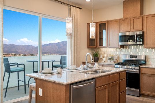 Suwerte Residence 5 Kitchen View