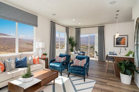 Suwerte Residence 3 Living Room Zoom Out