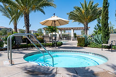 Swim Club Pool Jacuzzi Otay Ranch