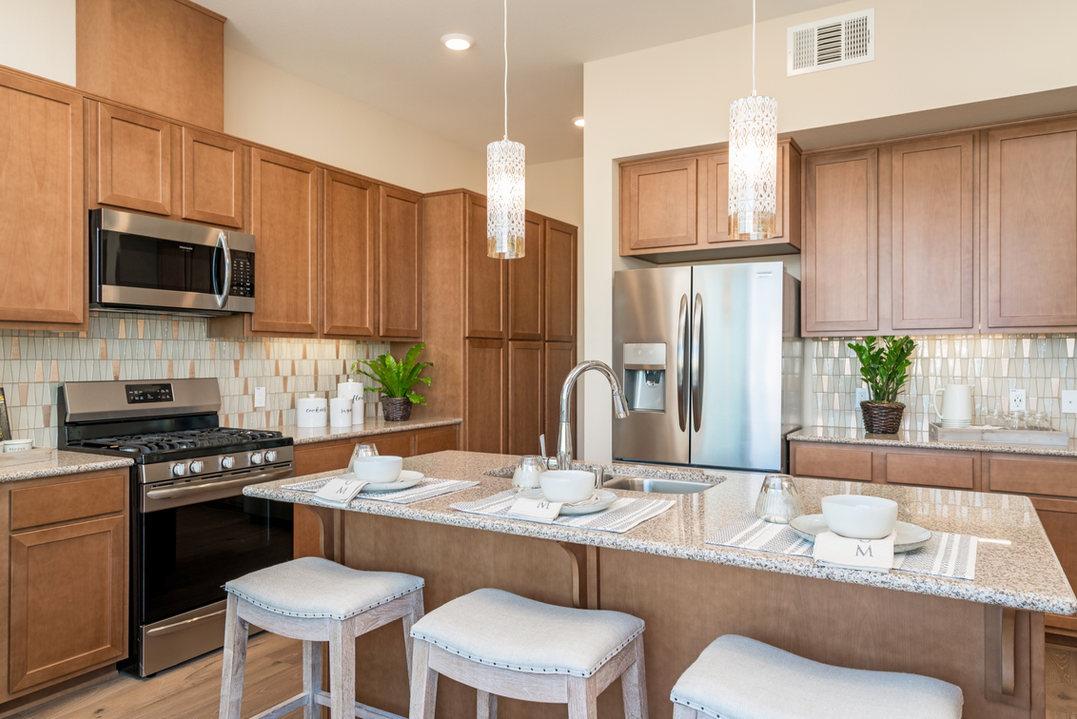 Suwerte Residence 5 Kitchen Island