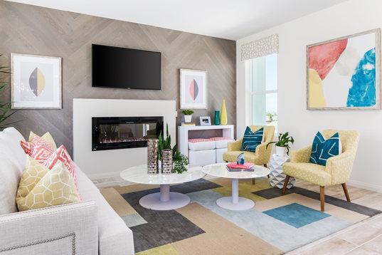 Alay Residence 1 Living Room