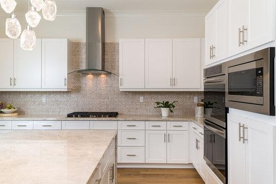 Bella Sitia Residence 2 Kitchen Zoom In