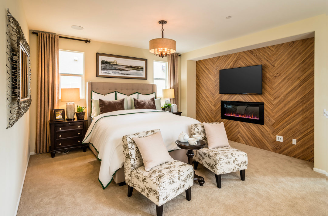 Monte Villa Residence 2 Master Bedroom