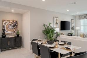 Suwerte Residence 6 Dining Room