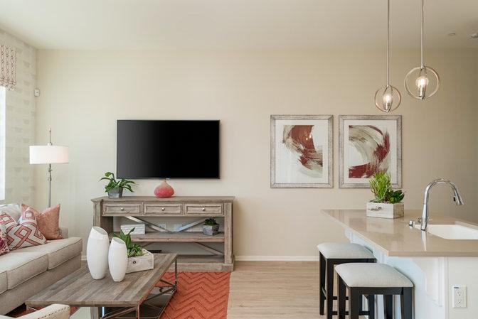 Suwerte Residence 1 Living Room