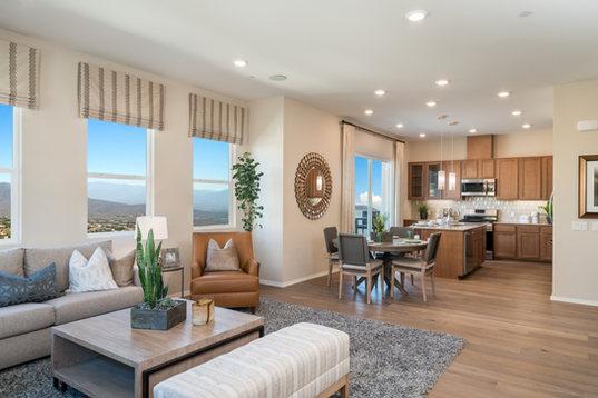 Suwerte Residence 5 Living Room/Kitchen