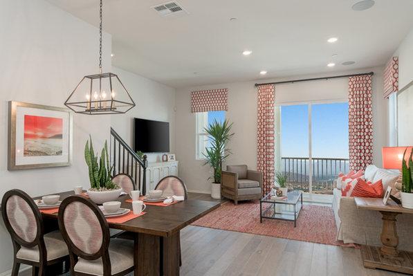 Suwerte Residence 4X Living Room