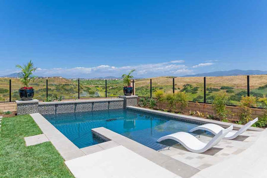 Bella Sitia Residence 3 Backyard Pool