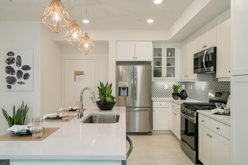 Suwerte Residence 6 Kitchen Angle