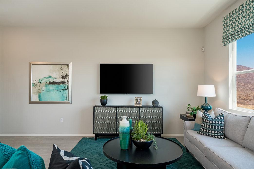 Suwerte Residence 2 Living Room Zoom in